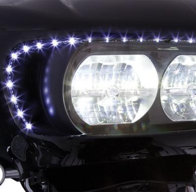 FAIRING LED LIGHTS