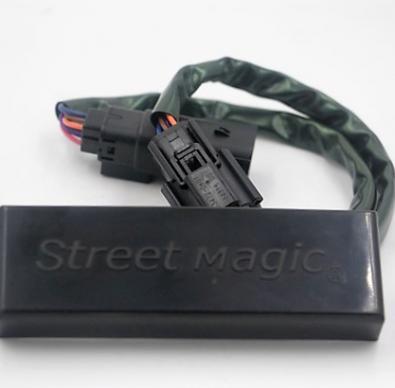 BRAKE LIGHT FLASHER AND STROBE '12-'16 STREET BOB, WIDE GLIDE