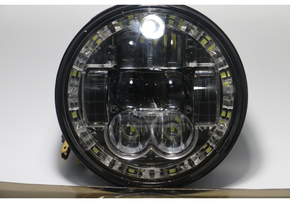 "The Extreme 4650 5.75"" Led Headlight."