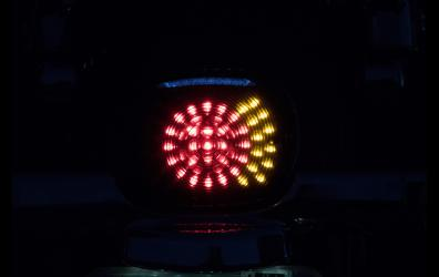 Intergrated Tail light